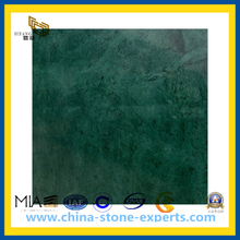 Natural Dark Green Stone Marble for Floor Tile and Slab(YQC)