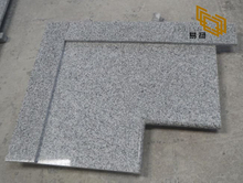 G640 Granite/ China Bianco Sardo Granite Counter Tops for Hotel Decor (YQW-11020C)