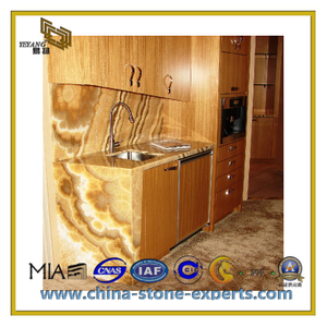 High Quality Honey Onyx Marble for Countertop(YQC-MC1001)