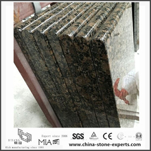 Inexpensive Natural Baltic Brown Granite Countertops for Kitchen (YQW-GC06051902)