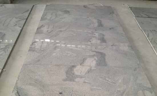 Viscount White Granite stone tiles