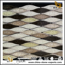 Special Pattern Waterproof And Fullbody Porcelain Mosaic Brand