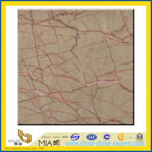 Beige Red Marble(YQG-MT1021)
