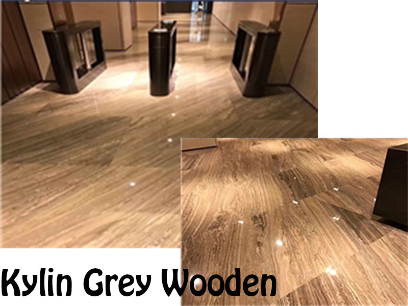 kylin grey wooden