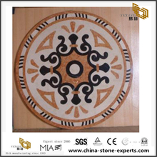 Marble Stone Medallion Nature Stone High Quality For Big Project