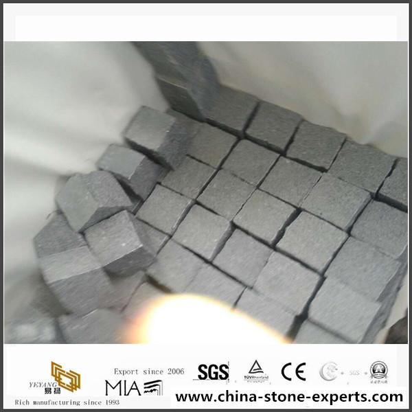G654 granite Cobblestone 1