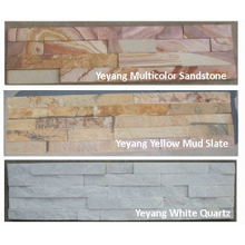 Cultured Stone, Ledgestone, Stacked Stone for Wall Cladding