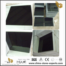 Absolute Polished Shanxi Black Granites for Floor Tiles, Countertops, Tombstone