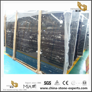 China Silver Dragon Marble Tiles and Slabs for Flooring / Wall