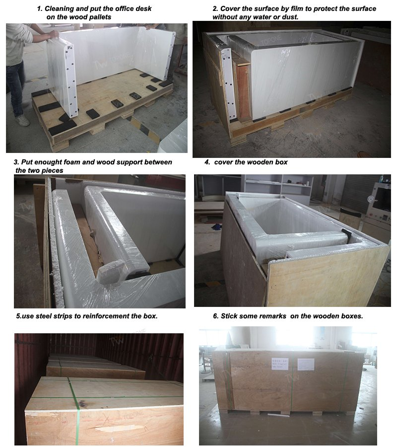 Artificial Stone Table Top with Unique Design.jpg