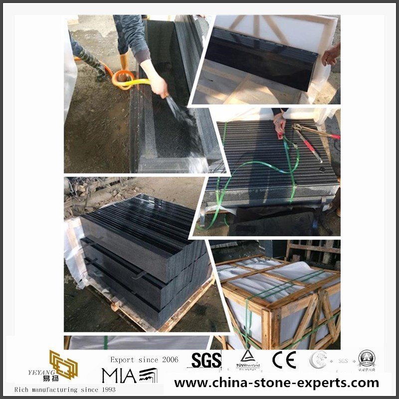 China Natural Stone G654 Granite Stair steps Outdoor Designs2