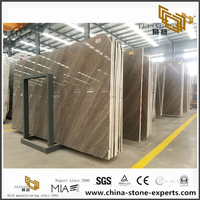 Kylin Wood Marble Slabs for Project