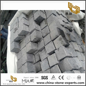 China G654 Granite Cobblestone