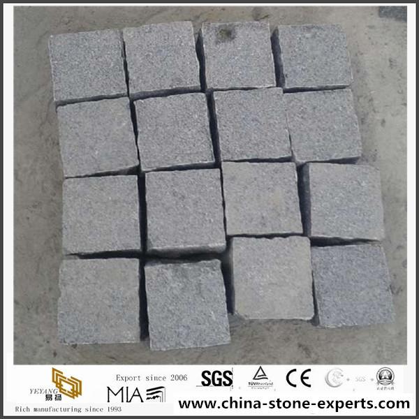 G654 granite Cobblestone 3