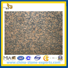 Baltic Brown Granite Slab for Kitchens Countertop
