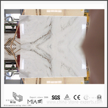 Arabescato Venato White Marble for Bathroom Flooring Tiles with cheap cost (YQW-MSA2108)