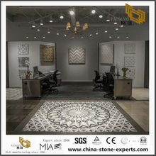 Polished Square Marble Medallion Export Online