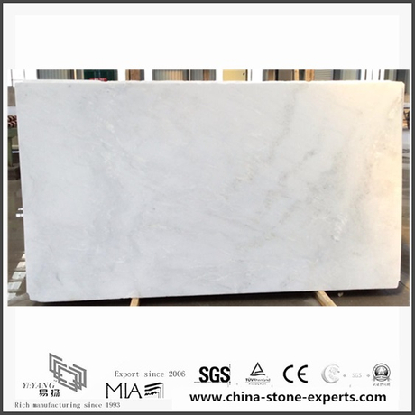 China New Arabescato Venato White Marble for Bathroom Vanity tops (YQW-Alice060202)