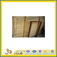 Polished Natural Honey Onyx Marble Slabs for Countertop/Vanitytop (YQC)