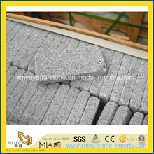 G603 Granite Tumbled Tile for Garden Paving