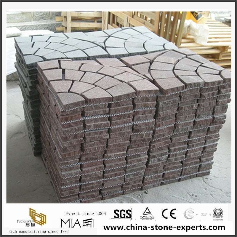 round-shape-grey-granite-paving-stone-for2