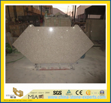 Polished Shandong Rusty Gold Granite Countertop-Yya