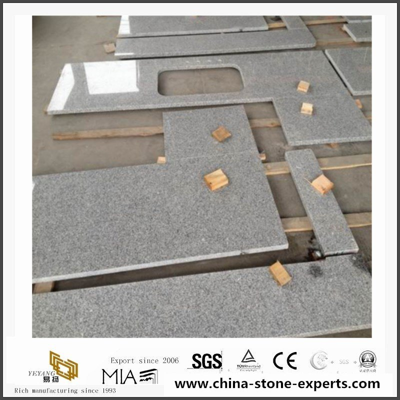 China Cheap G603 Grey Granite Countertop Stone Factory Price 6