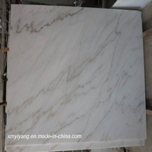 Carrara White Marble Tile for Wall and Floor (YQA-MT1001)