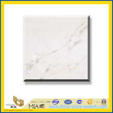 Ariston White Marble Slabs for Wall and Flooring(YQC)