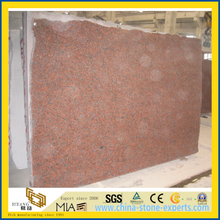 Hot Sale Maple Red G562 Granite Slabs for Floor / Stairs