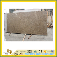 Yellow Quartz Stone Slab for Indoor Decoration