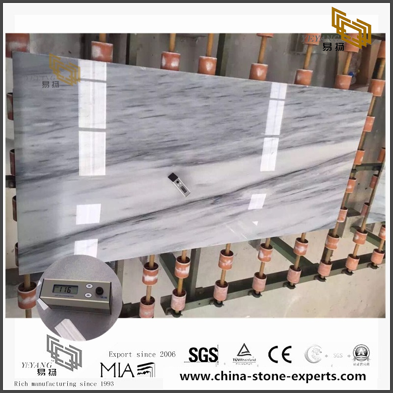 High Polished Victoria Falls Marble for Kitchen Floor Tiles (YQW-MS080201)