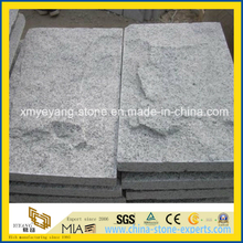 G603 Light Grey Granite Mushroom Wall Stone for Building Wall