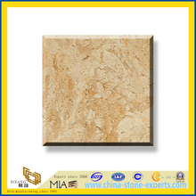 Polished Natural Stone Perlato Svevo Marble Slabs for Wall/Flooring (YQC)