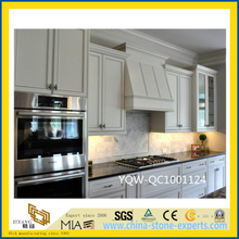 Black Quartz Stone Countertop for Bathroom/ Kitchen / Hotel