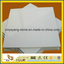 Thassos White Nano Crystallized Glass for Building Material