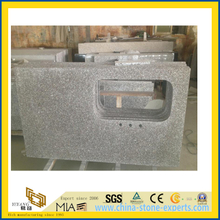 Polished G664 Granite Countertop for Bathroom