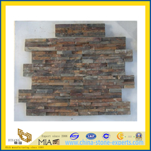 Natural Slate Roofing Cultural Stone for Decoration (YQA-S1041)