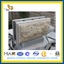 Natural Stone Granite Wall Cladding Mushroom