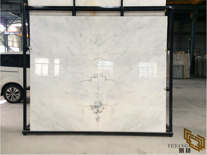 New Promotion with Laurence White Marble /NEW Marble Materials / YEYANG Own Quarry