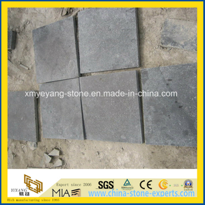 Natural Blue Limestone for Cut-to-Size Slab or Paving Slab