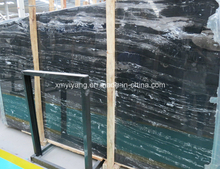 Silver Dragon Black Marble for Vanity Tops and Kitchen Top
