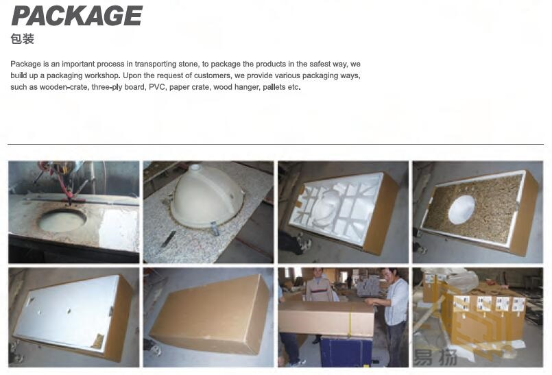 001 YEYANG kitchen Bathroom Products Package 01