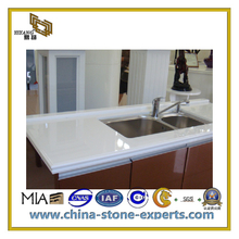 Artificial Popular Stone Quartz for Slabs, Tiles, Countertops(YQC-ASQ1002)