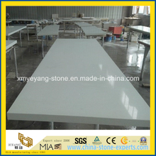 White Quartz Surface for Countertop or Worktop
