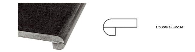 010 Countertop Edge Profile---1 1 laminated Full Bullnose Countertop Edge