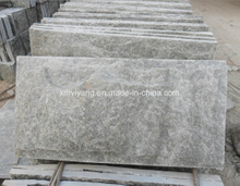 Green Quartize Mushroom Stone for Outside Wall Cladding