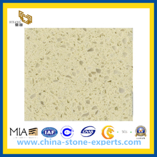 Quartz Stone Kitchen Countertop (YQG-CV1018)