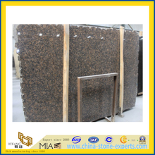 Baltic Brown Gang Saw Granite Slab for Floor Paving (YQC)