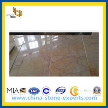 Beige Cream Marble Flooring & Wall Tiles(YQC)